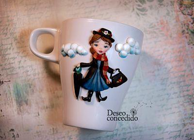 Taza Mary Poppins